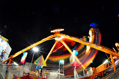 ride (hep) Tags: longexposure carnival amusement ride fair fisheye countyfair sanmateo lx sanmateocountyfair longex fairride