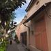 An Alley @ Kauman Batik Village
