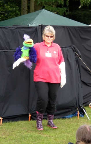 Puppets from Hythe
