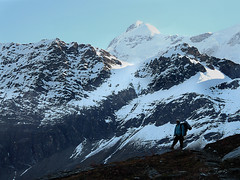 The mighty himalayas (k gokul) Tags: mountains trek himalaya himalayas roopkund