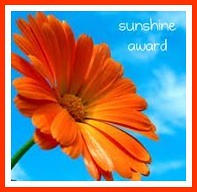 sunshine_award by Selina Boullin