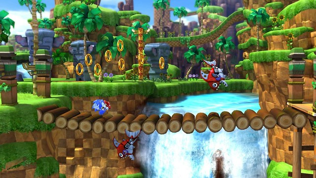 E3 2011 Sonic Generations Hands-On Preview (2)