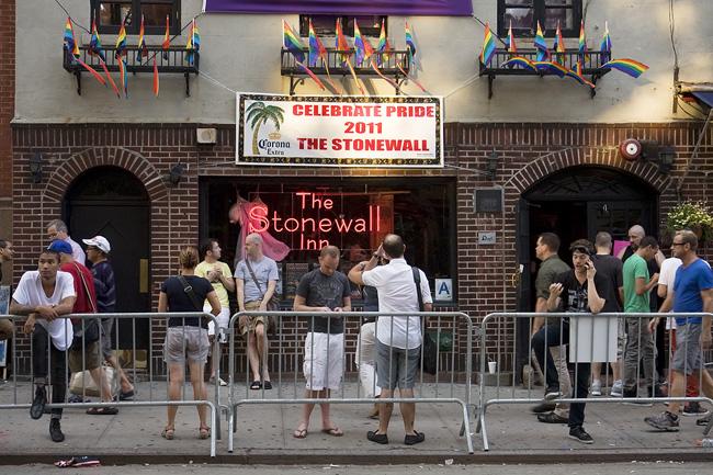 Stonewall, 2011