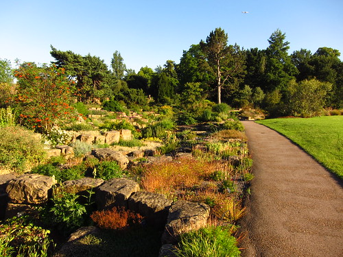 The Rock Garden, Kew Gardens