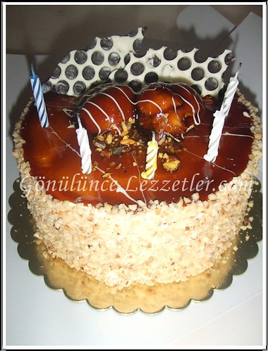 yeni yaş pastam