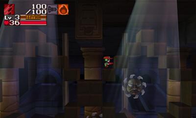 Cave Story 3D - Sandzone 2