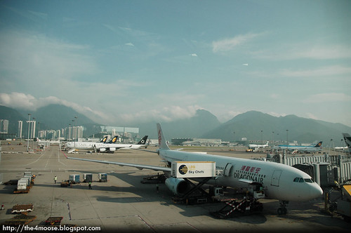 Hong Kong International Airport - View