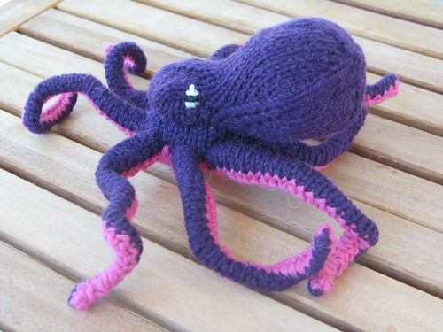 Octopus with no name....