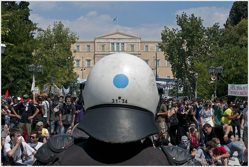 28/06/2011 Syntagma, Athens.
