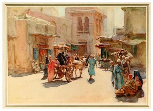 003-Un viaje barato-An artist in Egypt (1912)-Walter Tyndale