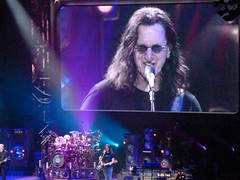 Day 182 - Closer to the heart (Clive C) Tags: canada vancouver bc rush 365 geddylee timemachine closertotheheart rogersarena