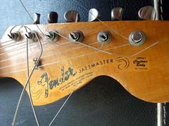 blocks26 (Harvester Guitars) Tags: fender 1967 target sunburst blocks burst binding harvester jazzmaster targetburst