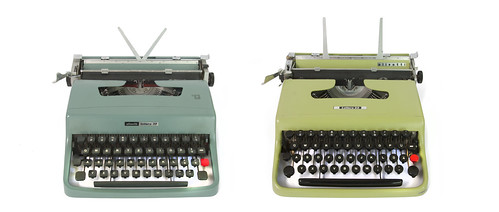 olivetti lettere - father and son