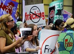 Anti-frack rally 5