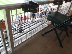 Wheelchair Seats at Target Field