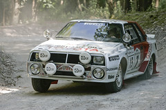 Toyota Celica TA64 Group B Rally Car