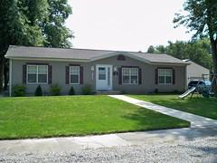 Colfax, IL; House