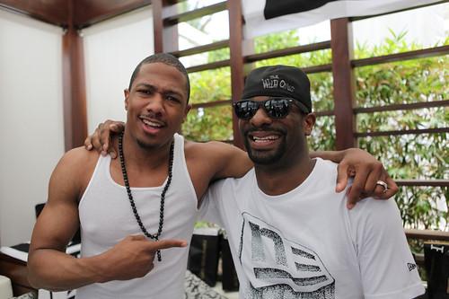 Irie Nick Cannon & DJ Irie - 2