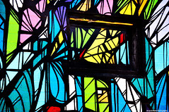 Colors. (Lhoycel Marie) Tags: arizona window colors phoenix wall rainbow paint bright