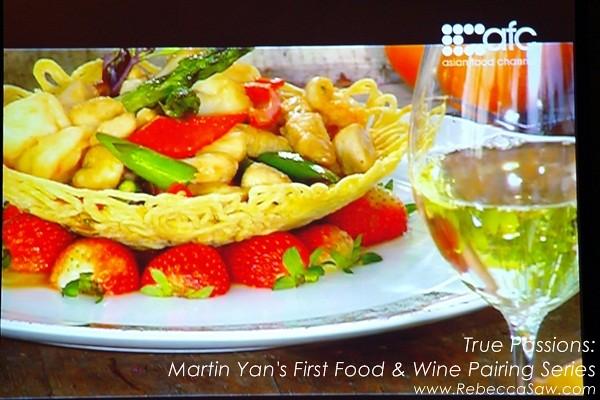 True Passions - Martin Yan, AFC-5