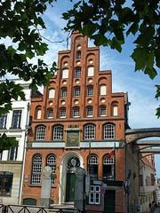 Hansestadt Lübeck (Ostseetroll) Tags: lübeck altstadt oldtown hansestadt