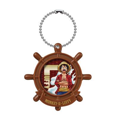 海賊王3D肖像吊飾