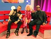 Terrance J, Nicki Minaj and Birdman Nicki Minaj and Guests host a 2 hour special on BET at 106 and Park New York City, USA