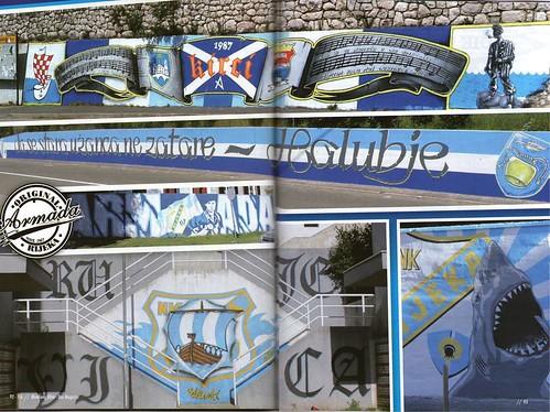 Blickfang Ultra: Armada grafiti