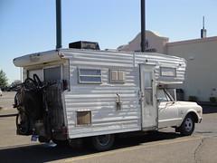 Chevrolet C/30 Motorhome (DVS1mn) Tags: cars chevrolet car june gm north bowtie chevy nd rv camper motorhome dakota 2012 bismark generalmotors recreationalvehicle chevies