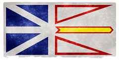 Newfoundland and Labrador Grunge Flag (Free Grunge Textures - www.freestock.ca) Tags: old blue red white canada texture yellow vintage newfoundland paper labrador cross image antique background flag grunge stock picture canadian retro maritime page sheet aged province resource textured maritimes grungy newfoundlander labradorian