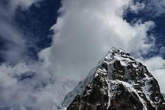 Nevado Trapecio, Cordillera Huayhuash.