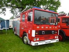 GKK 241V (markkirk85) Tags: festival fire transport engine barton emergency tender earls appliance