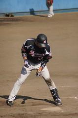 DSC05215 (shi.k) Tags: 千葉ロッテマリーンズ 140601 イースタンリーグ 平塚球場 小池翔大