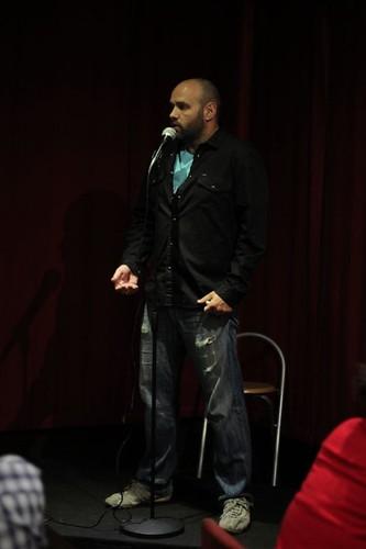 "El Monstruo de la Comedia - 2014 - Tercera Semifinal - Luis del Coto - Show • <a style=""font-size:0.8em;"" href=""http://www.flickr.com/photos/93117114@N03/14186950709/"" target=""_blank"">View on Flickr</a>"