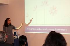 """Vita Poštuvan je predstavila rezultate svojega doktorskega dela, v katerem se je osredotočila na bližnje po samomoru • <a style=""""font-size:0.8em;"""" href=""""http://www.flickr.com/photos/102235479@N03/14242164203/"""" target=""""_blank"""">View on Flickr</a>"""