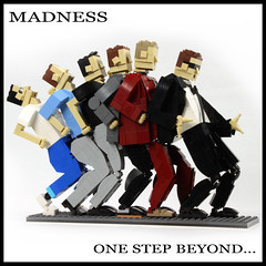 Madness: One Step Beyond (GeekyTom) Tags: brickcon madness brickcon2016 one step beyond