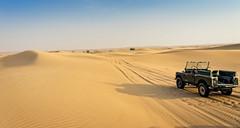 Dubai desert (Tiigra) Tags: dubai unitedarabemirates ae 2013 car color landscape nature road