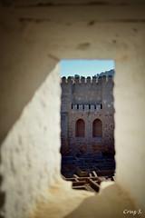 Ventana al pasado (Cruz S.) Tags: ventana alhambra granada pasado historia