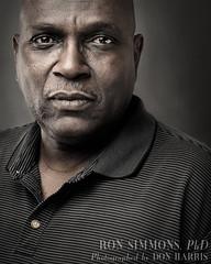 Ron Simmons [MG_9796] (digital_don) Tags: portrait black color face headshot africanamerican blackmale uhu draganizer ronsimmons ushelpingus donharrisphotographicsllc ©2011allrightsreserved