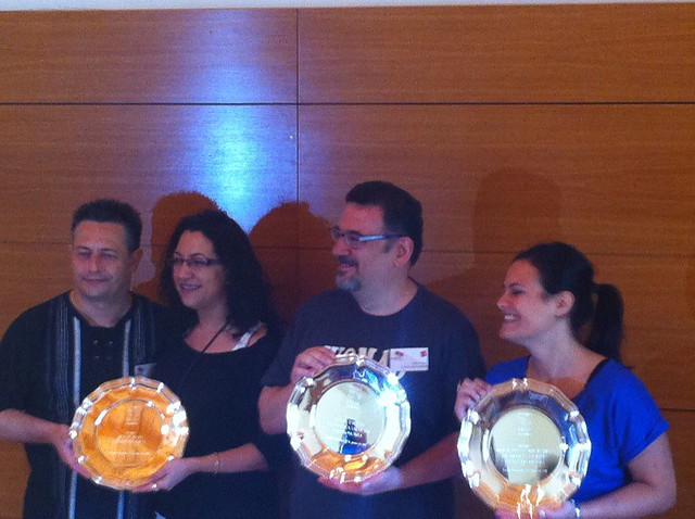 Ganadores Premios Navarra Gourmet a los Mejores Blogs Gastronómicos