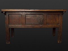 Tudor table (Marhamchurch Antiques) Tags: table tudor hutch cloth merchants