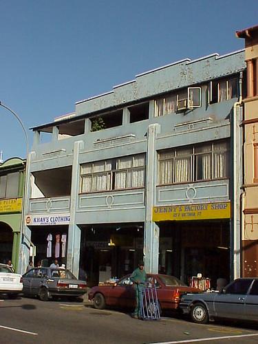 Shops & Flats, Durban