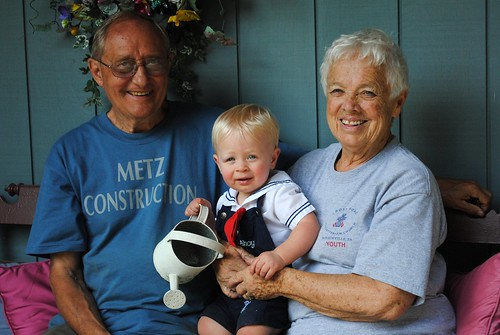 Ken, Sammy and Barb