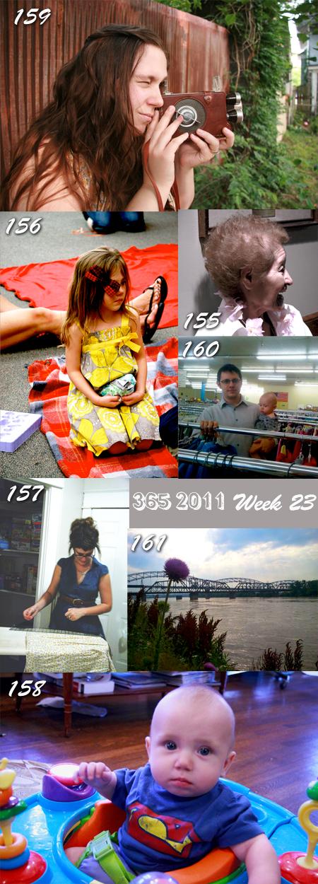365 2011: Week 23