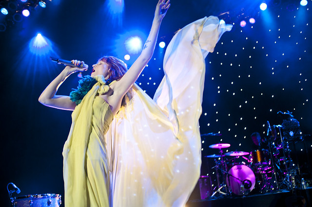 Florence + the Machine (Florence Welch) _FL01094xr