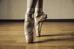 What's the point......... (Michael Brooking Photography) Tags: ballet art feet point dance nikon shoes toes whats balerina d700 michaelbrookingphotography