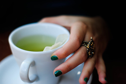 green tea by vordichtung, on Flickr