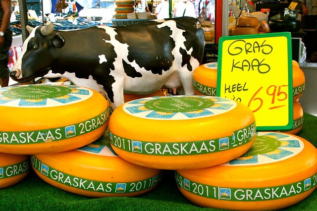 Gras Kaas (grass cheese)