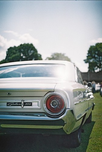 Galaxie by Vespamore !