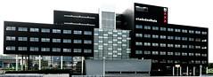 stadsdeelkantoor Amsterdam Noord (Jos van Zetten) Tags: amsterdam noord bnn stadsdeel stadsarchief amsterdamnoord stadsdeelkantoor stadsdeelhuis nwetz ilovenoord 020nrd deelraadnoord 020noord